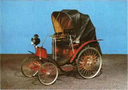 CPM 68 (Haut-Rhin) Mulhouse, Musée De L'automobile - Benz 2 Places Type Vélo 1894 - Turismo