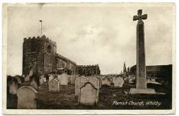 WHITBY : PARISH CHURCH - Whitby