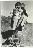 """"""" Homme Autruche""""   Syndrome Des Pinces De Hommard Belle Photo Originale Tirage Limité 125-500 - Botswana"""
