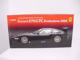 1:18 / FERRARI  575  GTC - Evoluzione  2005 - Voitures, Camions, Bus