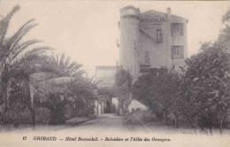 GRIMAUD HOTEL BEAUSOLEIL BELVEDERE ET L'ALLEE DES ORANGERS - Autres Communes