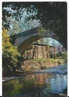 Var :  LE  MUY : Le  Pont  Sur  La  Nartuby Et  Le  Vieux  Moulin  1979 - Non Classés