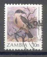 Zambia Sambia 1987 - Michel 386 O - Zambia (1965-...)