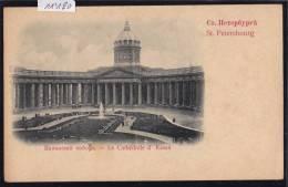 St Petersbourg : La Cathédrale De Kasan (11´180) - Russie