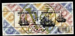 Nederland 2002 - Scott 1136 (MNH) - Schiffe