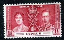 230)  CYPRUS 1937  SG.# 149   (*) - Zypern (...-1960)