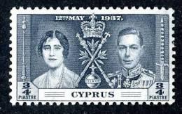 231)  CYPRUS 1937  SG.# 148   (*) - Zypern (...-1960)