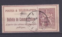 Timbre Postes & Télégraphes N° 26° - Telegraaf-en Telefoonzegels