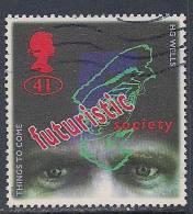 GB ~ 1995 ~  Science Fiction ~ SG 1881 ~ Used - 1952-.... (Elizabeth II)