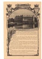 C  P A-----78------RAMBOUILLET-----collection Historique Des Chateaux De France-chateau De Rambouillet  2scans - Rambouillet