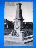 CPA    VILLENOY-MONUMENT AUX MORTS - France