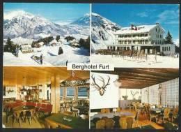 FURT Berghotel Wangs Pizol 1976 - SG St. Gall