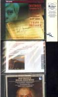 THE BEETHOVEN COLLECTION ESECUZIONI CON STRUMENTI ORIGINALI 3 CD COFANETTO - Edizioni Limitate