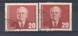 DDR  1961    Mi Nr 807X2 (a3p27) - [6] Democratic Republic