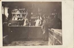 Photo Carte Postale  WWI Militaria Soldat Allemand Cantine Kantine Bantigny Bauligny ?21 Juillet 1916 - War, Military