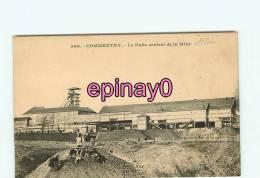 Br - 03 - COMMENTRY - Le Puits Centrel De La Mine - Chevalet - édit. Chaumont - - France