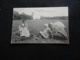 Scène Du Centre .En Touraine . Groupe Sympathique ( Avant 1904 ) Voir 2 Scans. - Autres