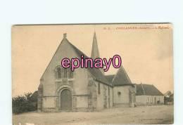 Bf - 03 - COULANGES - L'église - édit. Paquet - - France