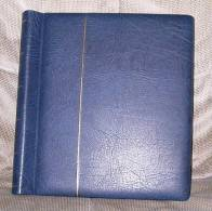 Bund Leuchtturm SF Vordruckblätter 1949 - 1979 Komplett Im Blauen Leuchtturm Klemmbinder - Alben & Binder