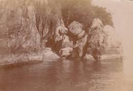 Photo Ancienne Lac De Come Lago Di Como Italie Italia - Photographs