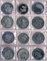 8  Deutsche Medalien - Allemagne