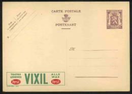 BELGIQUE - LESSIVE - LAVAGE / ENTIER POSTAL PUBLICITAIRE ILLUSTRE - PUBLIBEL # 866 (ref E264) - Publibels