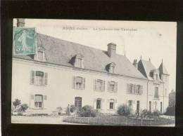 36 Migné Le Chateau Des Varennes édit. G.G. Animée - France