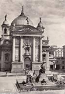 Carte Photo - Torino Turin - Piedmonte- Basilica Maria Ausiliatrice - Église Church - Ed. Dottrina Cristiana - État TB - Churches