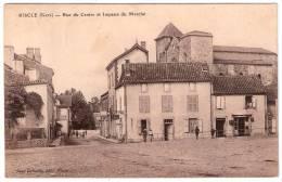 RISCLE Rue Du Centre Et Impasse Du Marché (Labadie) Gers (32) - Riscle