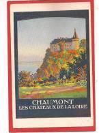 -  CHAUMONT  - LES CHATEAUX DE LA LOIRE - Schienenverkehr