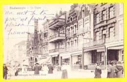 * Blankenberge - Blankenberghe (Kust) * (Héliotypie De Graeve - Star, Nr 10467) Digue, Hotel Vandeputte, Patisserie - Blankenberge