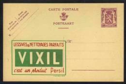 BELGIQUE - LESSIVE - LAVAGE  / ENTIER POSTAL PUBLICITAIRE ILLUSTRE - PUBLIBEL # 644 (re F E275) - Stamped Stationery