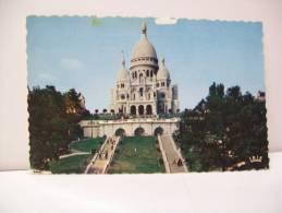 """La Basilique Du Sacrè-Coeur  """"Paris""""(Francia) - France"""
