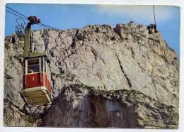 Espagne--LIEBANA--Telefer Ico Y Mirador Del Cable, Cpm N° 18  (postée En France) - Cantabria (Santander)