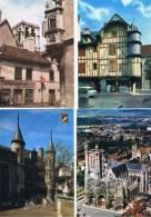 280213A  Lot De 60 CPM/CPSM Couleur Vierges Pour Courrier : Dep.10 Troyes - Cartes Postales