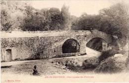 AIX EN PROVENCE - Pont Aqueduc Des Pinchinets R   (52531) - Aix En Provence