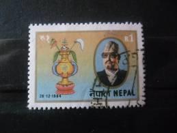 NEPAL N°420 Oblitéré - Népal