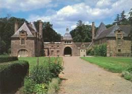 Janzé, 35, Le Chateau De La Tullaye - La Guerche-de-Bretagne