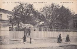 VITRY-sur-SEINE/94/ecoles Des Filles De La Rue Audigeois/réf:C0771 - Vitry Sur Seine