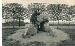 CPA 92 MEUDON LE DOLMEN 1906 - Meudon