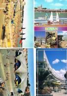 280213I  Lot De 55 CPM/CPSM Couleur Vierges Pour Ecrire : Dep.17 Uniquement Royan - Postcards