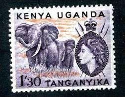 314)  K.U.T.    SG.# 176  (**) - Kenya, Uganda & Tanganyika