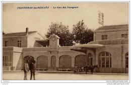 34-FRONTIGNAN-les-MUSCATS   -La  Gare Des Voyageurs-animée - Frontignan