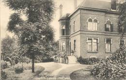 WYGMAEL : Chateau Denis - Edit. Vve. Berckmans, Wygmael - Cachet De La Poste 1912 - Leuven