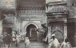 Fez - Fondack Et Fontaine Nedjarine - Fez
