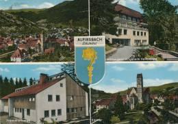 ALLEMAGNE - ALPIRSBACH Im Schwarzwald - Alpirsbach
