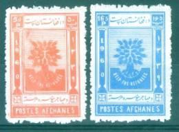 Afghanistan 1960 World Refugee Year MNH** - Lot. 1974 - Afghanistan