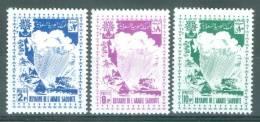 Saudi Arabia 1960 World Refugee Year Map Of Palestine MNH** - Lot. 1978 - Arabie Saoudite