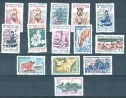 Mauritania 1960-62 Various Subjects (no Complete) MNH** - Lot. 1987 - Mauritania (1960-...)