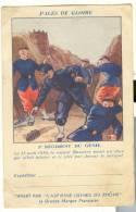CPFM 1940 - Aspirines Du Rhone - 2 Lignes Adresse - 3ème Régiment Du Génie - Non Circulé - Tarjetas De Franquicia Militare